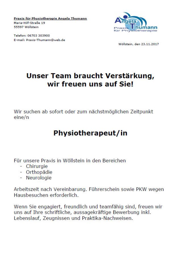 Nett Beispiel Lebenslauf Des Physiotherapeuten Fotos ...